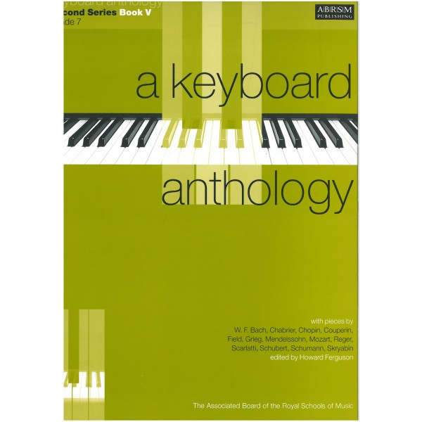 A Keyboard Anthology  Second Series  Book V