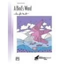 A Birds Words