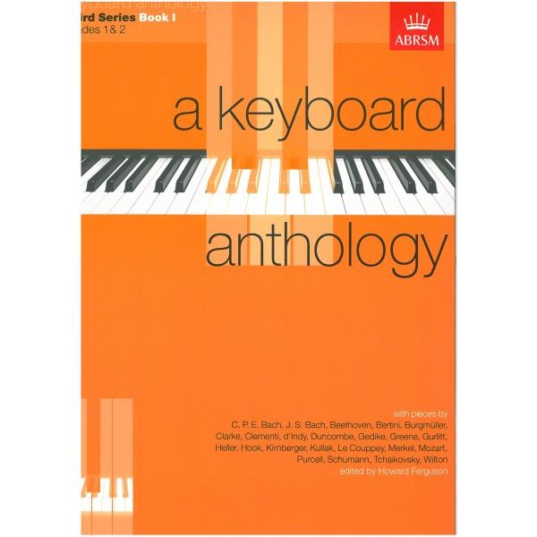 A Keyboard Anthology  Third Series  Book I