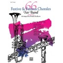 Erickson, Frank - 66 Festive And Famous Chorales For Band - 2nd B-Flat Trumpet