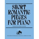 Short Romantic Pieces for Piano  Book II