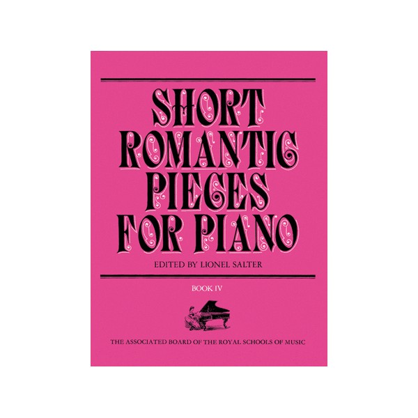 Short Romantic Pieces for Piano  Book IV