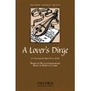 A Lovers Dirge - Clarke, Rebecca