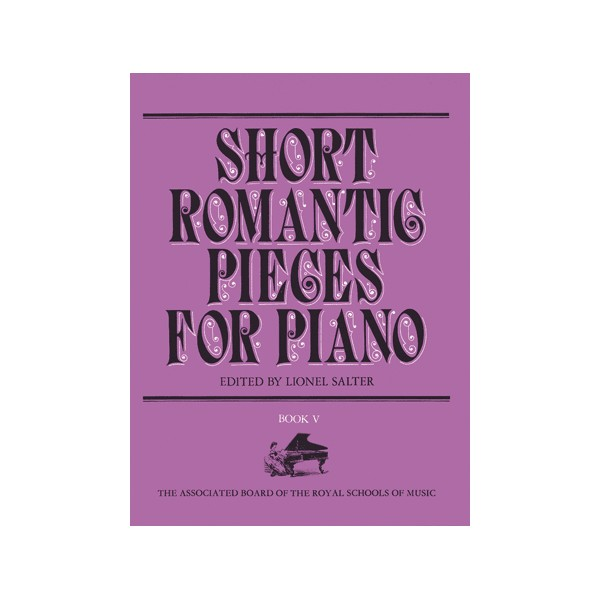 Short Romantic Pieces for Piano  Book V