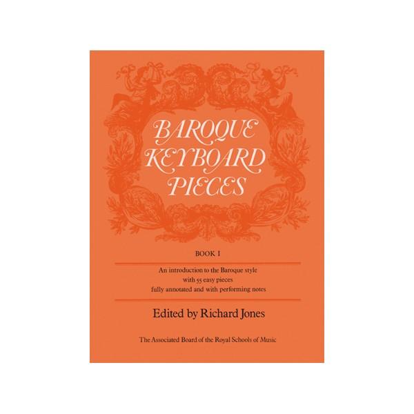Baroque Keyboard Pieces  Book I (easy)