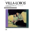 Villa-lobos, H, arr. Appleby, D - A Prole Do Bebe, No. 1