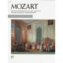Mozart, Wolfgang Amadeus - Mozart -- Selected Intermediate To Early Advanced Piano Sonata Movements