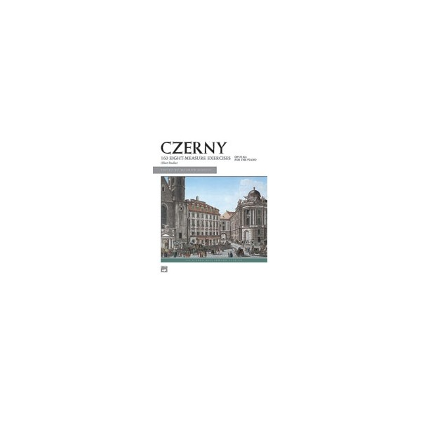 Czerny, Carl - Czerny -- 160 8-measure Exercises, Op. 821