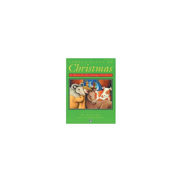 Simple Gifts Of Christmas - Directors Score