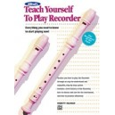 Manus, Morton - Alfreds Teach Yourself To Play Recorder