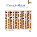 Ron, Manus, (ed.) - Hanon For Guitar In Tab