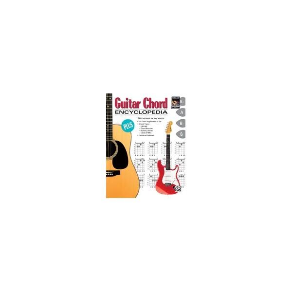Hall, S,  - Guitar Chord Encyclopedia