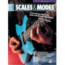 Hall, Steve  - Tab Licks - Scales & Modes for Guitar