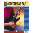 Guitar Tab Pad