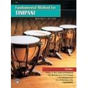 Peters, Mitchell - Fundamental Method For Timpani