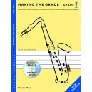 Making The Grade: Grade One - Revised Edition (Alto Saxophone) - Lanning, Jerry (Author)