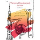 The Artistry Of Fundamentals For Band - Conductors Score