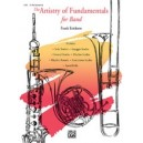The Artistry Of Fundamentals For Band - E-Flat Alto Saxophone