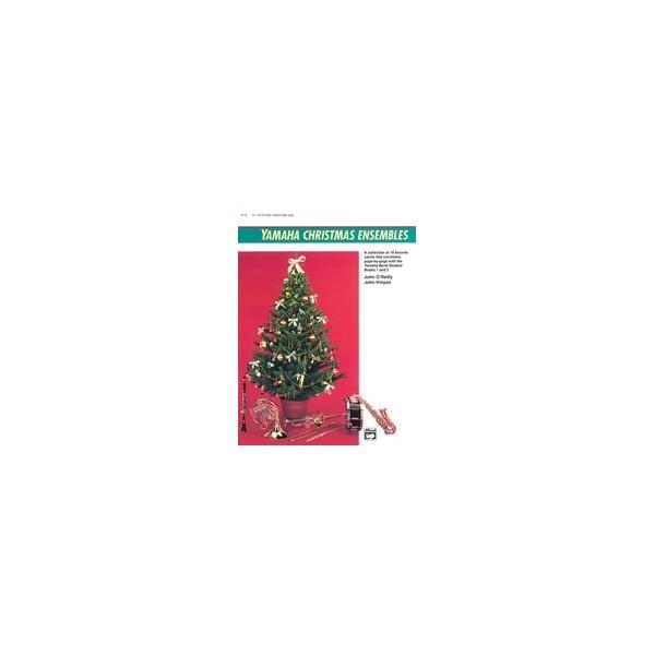 Oreilly, J,  - Yamaha Christmas Ensembles - Piano Acc./Conductors Score