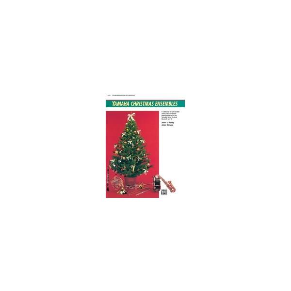 Oreilly, J,  - Yamaha Christmas Ensembles - Trombone, Baritone B.C., Bassoon