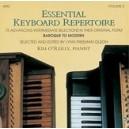 Essential Keyboard Repertoire - 75 Intermediate Selections in their Original Form - Baroque to Modern