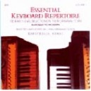 Essential Keyboard Repertoire - 100 Early Intermediate Selections in Their Original Form - Baroque to Modern