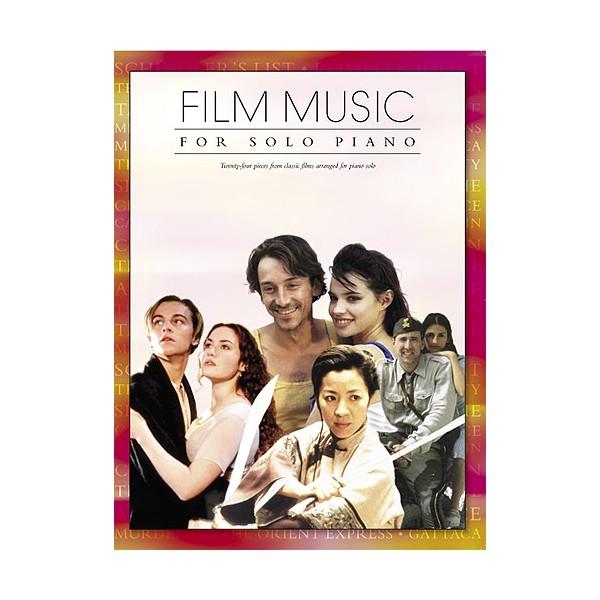 Film Music For Solo Piano - Long, Jack (Arranger)
