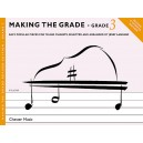 Making The Grade: Grade Three - Revised Edition (Piano) - Lanning, Jerry (Arranger)