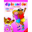Alison Hedger: Dip In And Do! (Book/CD) - Hedger, Alison (Artist)