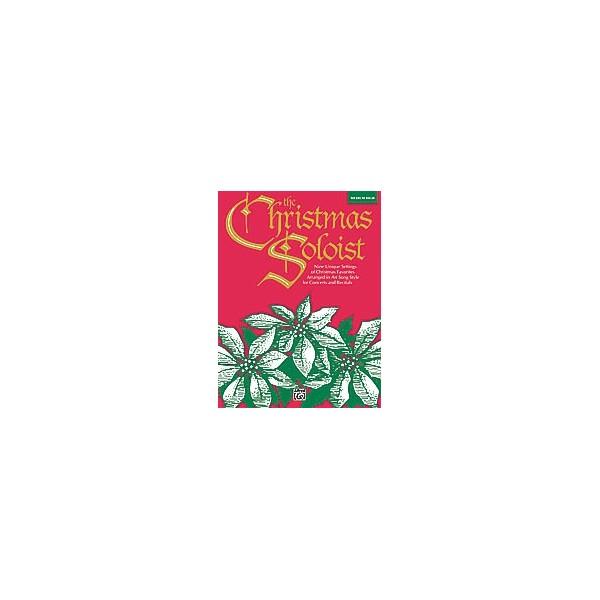Althouse, Jay (editor) - The Christmas Soloist - Medium High Voice