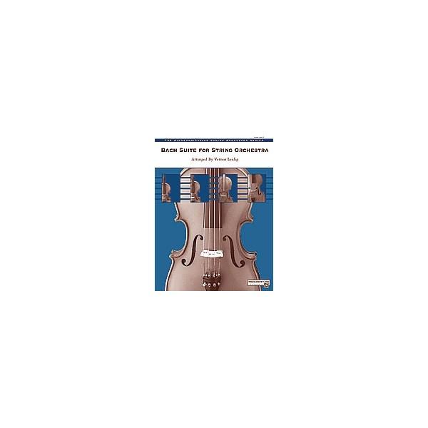 Bach, J.S, arr. Leidig, V - Bach Suite
