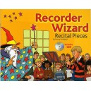 Recorder Wizard Recital Pieces: Pupils Book - Coulthard, Emma (Author)