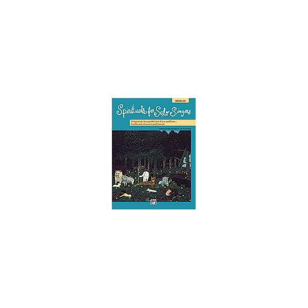 Althouse, Jay (editor) - Spirituals For Solo Singers - Medium Low Voice