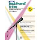 Surmani, Karen - Alfreds Teach Yourself To Sing
