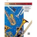 Yamaha Performance Folio - B-Flat Tenor Saxophone