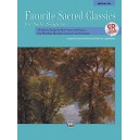 Liebergen, Patrick (ed.) - Favorite Sacred Classics For Solo Singers - Medium Low Voice