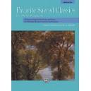 Liebergen, Patrick (ed.) - Favorite Sacred Classics For Solo Singers - Medium Low Voice