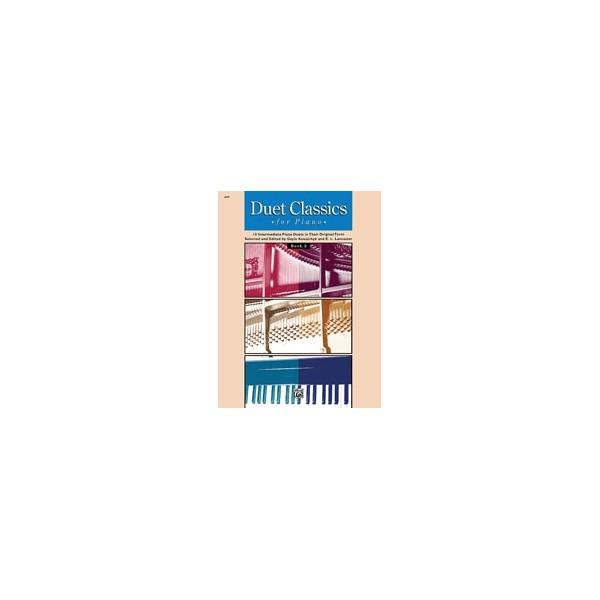 Kowalchyk  - Duet Classics For Piano