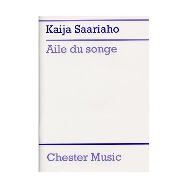 Kaija Saariaho: Aile Du Songe (Score) - Saariaho, Kaija (Composer)