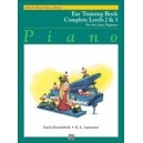 Kowalchyk  - Alfreds Basic Piano Course: Ear Training Book Complete 2 & 3