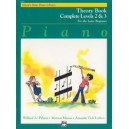 Palmer, Manus  - Alfreds Basic Piano Course Theory - Complete 2 & 3