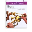 Threes A Crowd: Book 2 Brass - Power, James (Author)