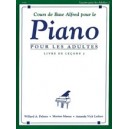 Palmer, Manus  - Alfreds Basic Adult Piano Course Lesson Book - French Language Edition