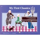 My First Classics - Eight Favorite Themes from Classics for the Beginning Pianist