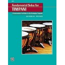 Peters, Mitchell - Fundamental Solos For Timpani