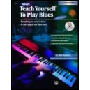 Konowitz, Bert - Alfreds Teach Yourself To Play Blues At The Keyboard