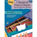Kowalchyk,  - Easy Classical Piano Duets For Teacher And Student
