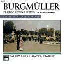 Burgmüller -- 25 Progressive Pieces, Op. 100