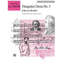 Brahms, J, arr. Palmer, W.A - Hungarian Dance No. 5