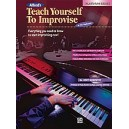 Konowitz, Bert - Alfreds Teach Yourself To Improvise At The Keyboard